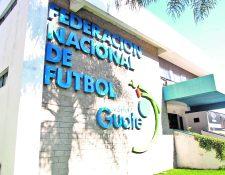 La Fedefut benefició a los equipos de las ligas de ascenso y no de la Liga Nacional. (Foto Prensa Libre: Hemeroteca PL)