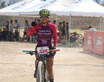 Flory de León domina la segunda fecha de Cross Country y apunta al Panamericano de México