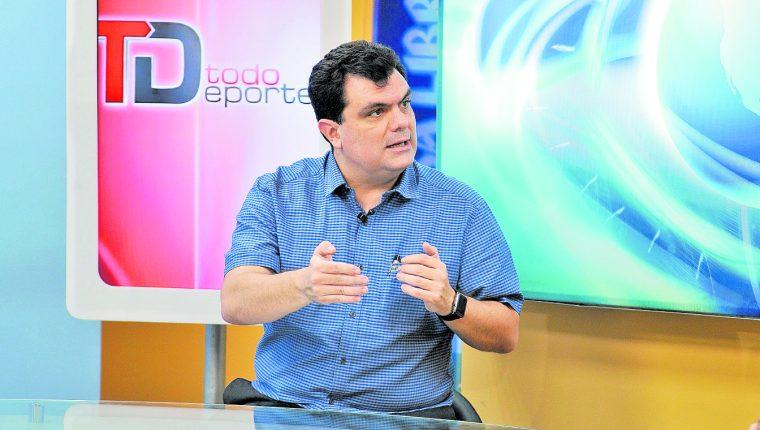 La planilla que encabeza Gerardo Paiz es la única que cumplió con los requisitos de inscripción para optar a los cargos de Comité Ejecutivo de la Fedefut, según la Comisión Electoral (Foto Prensa Libre: Hemeroteca PL)