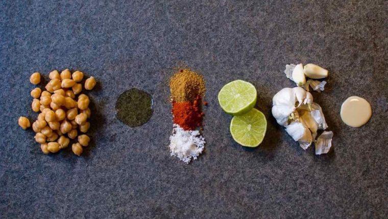 El garbanzo puede tener diversos usos en preparación de alimentos. (Foto, Prensa Libre: Yumus).