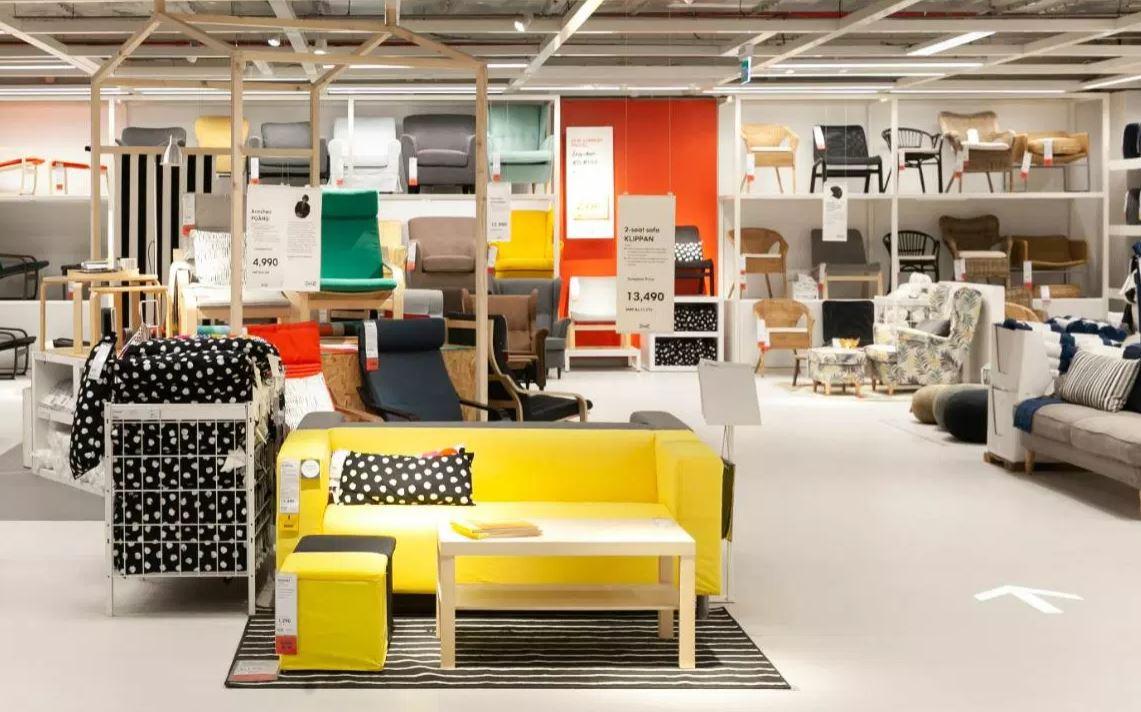 Ikea se propone reducir su huella en un 70% como media por producto de aquí a 2030. (Foto Prensa Libre: qz.com)