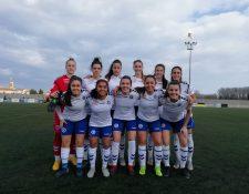 El Zaragoza CFF fue campeón del grupo 3 y ahora enfrentará al CD Tacón en la serie previa por el partido del ascenso. (Foto Prensa Libre: Cortesía)