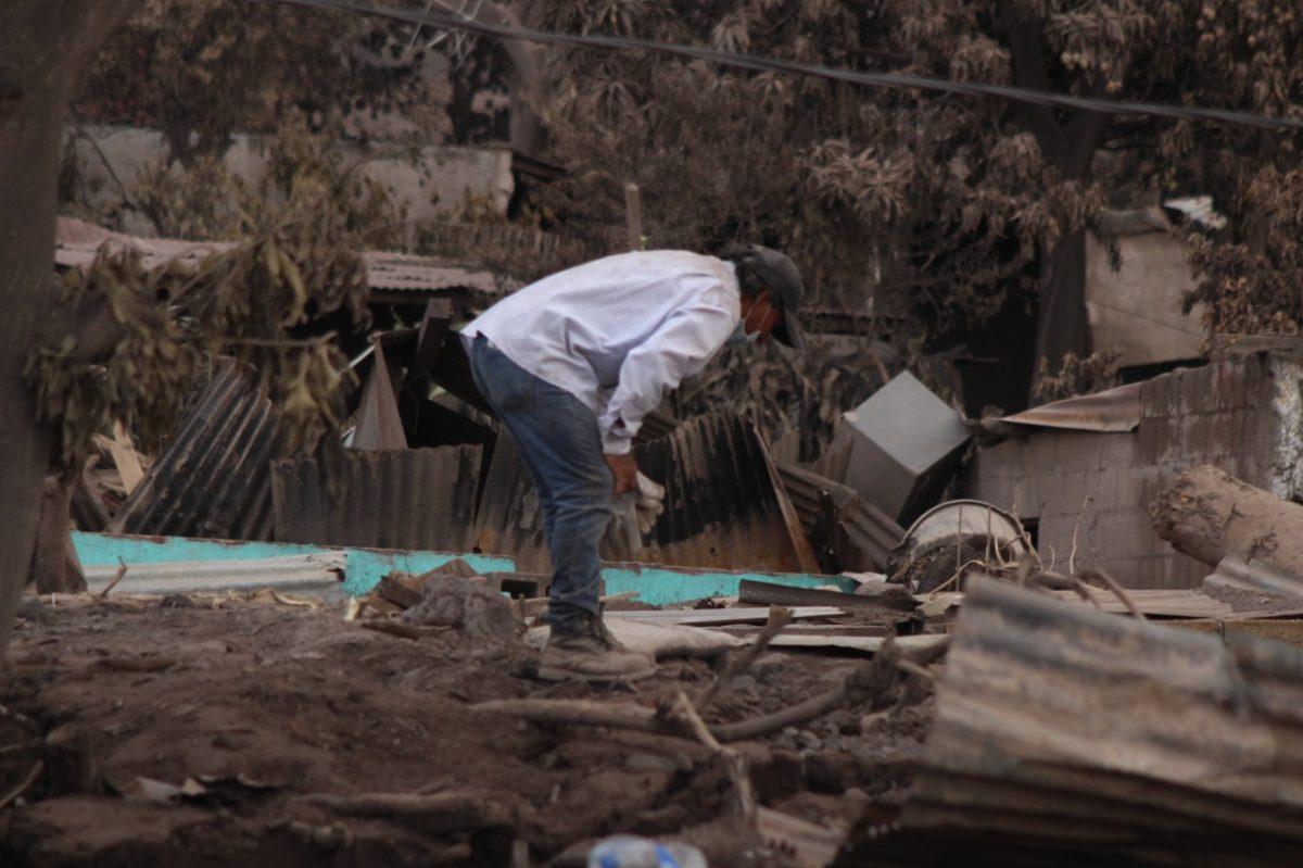 Nace campaña para que no se olvide a los damnificados del volcán de fuego
