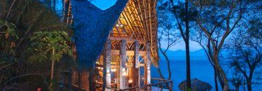 El hotel La Fortuna At Atitlán encontró en el nicho de parejas una forma de diferenciarse en Guatemala. (Foto Prensa Libre: La Fortuna At Atitlán)