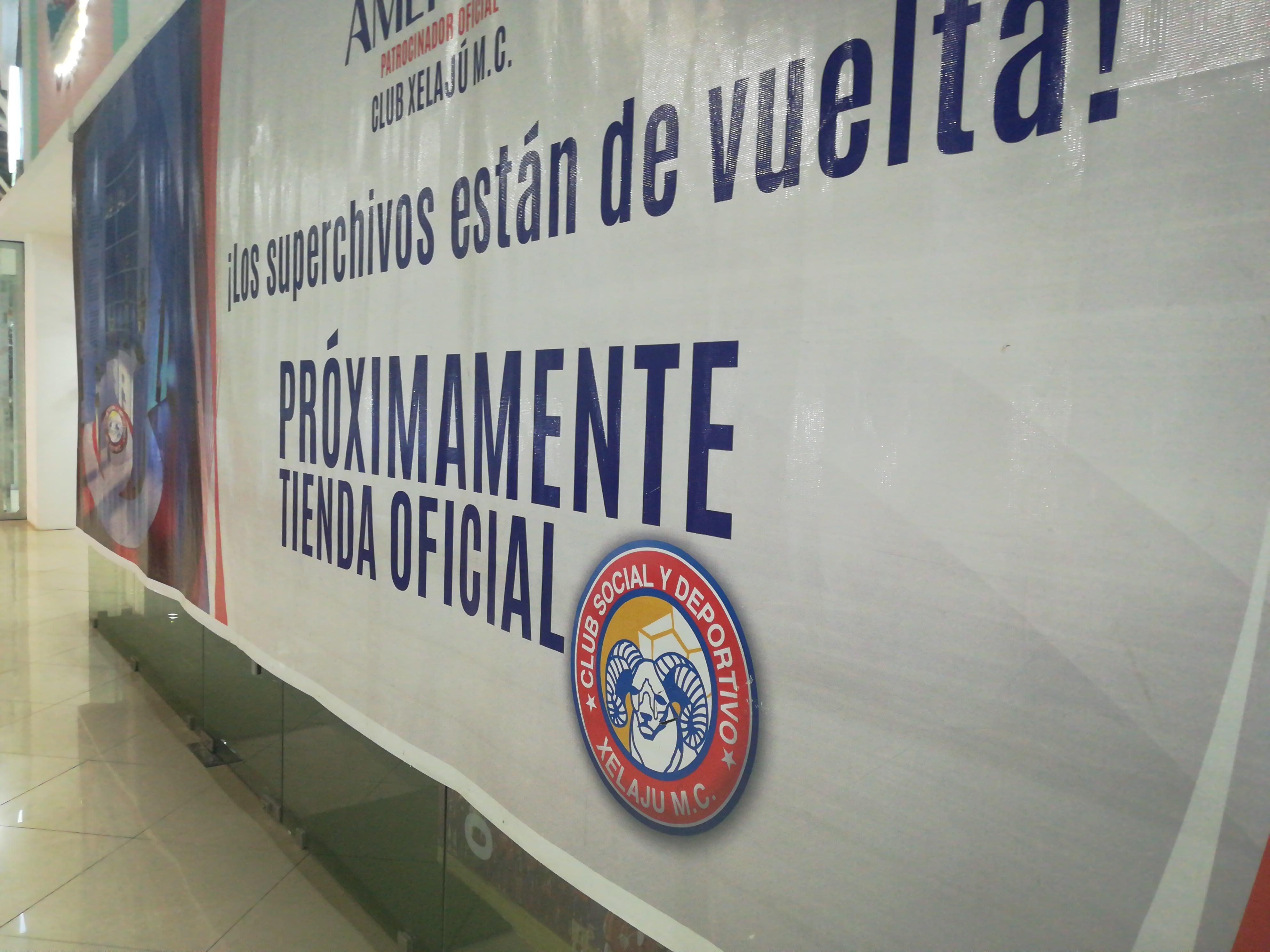 El domingo será la inauguración oficial desde las 15 horas. (Foto Prensa Libre: Raúl Juárez)