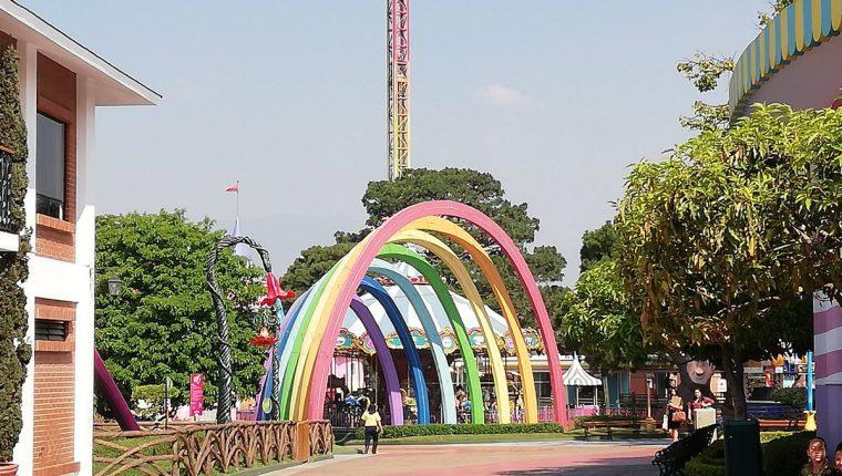 En el país hay 36 atracciones, siete parques temáticos, entre otros centros de diversión familiar. (Foto, Prensa Libre: Rosa María Bolaños).