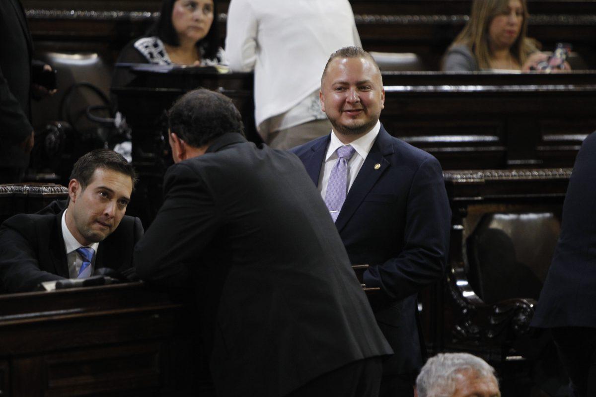 Piden revocar inscripción de José Armando Ubico, diputado incluido en la lista de corruptos de Estados Unidos
