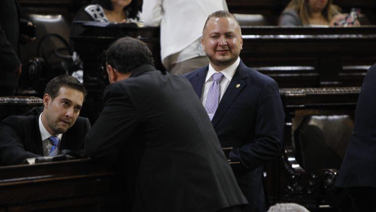 José Armando Ubico Aguilar, diputado de Todos. (Foto Prensa Libre: Hemeroteca PL)
