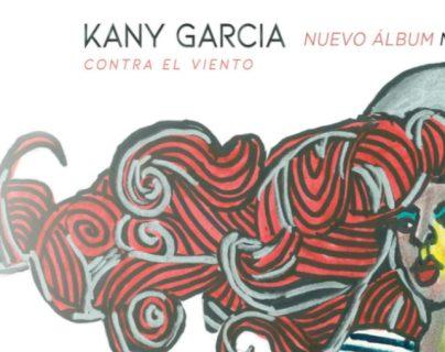 La portada del nuevo álbum de Kany García la diseñó Joaquín Sabina. (Foto Prensa Libre: facebook.com/kanygarcia/)