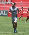 Carlos Kamiani Félix es el octavo goleador histórico en la Liga Nacional. (Foto Prensa Libre: Raúl Juárez)