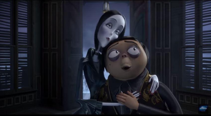 Prepárese para tararear y tronar los dedos al ritmo de la famosa canción de la familia Addams, ¡por que están de regreso!  (Foto Prensa Libre: YouTube)