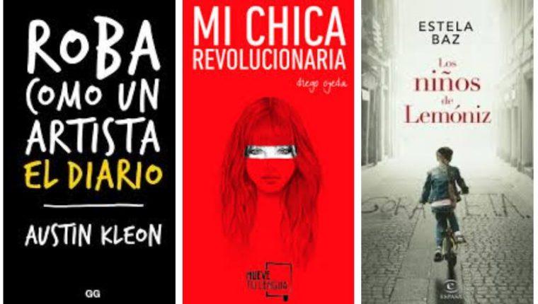 (Foto Prensa Libre: Editoriales Gustavo Gili, Editorial Mueve tu lengua, Editorial S.L.U. Espasa Libros)