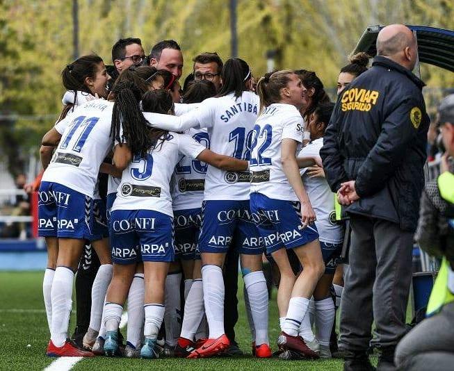 Madelyn Ventura y el Zaragoza CFF triunfan y dan un paso firme rumbo a la conquista del título del grupo 3