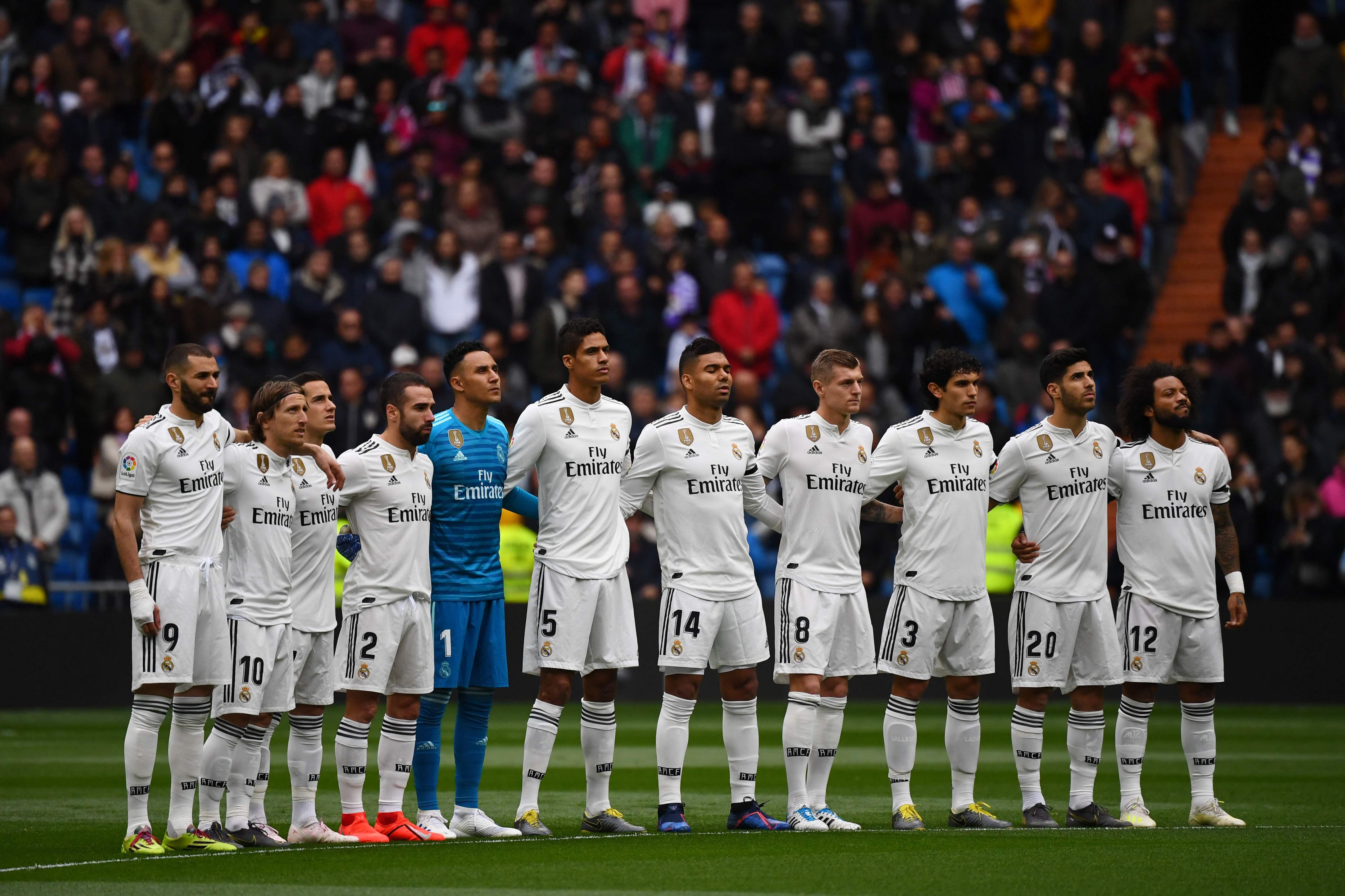 Real Madrid Fútbol En Directo: Real Madrid Vs Athletic Club – Prensa Libre