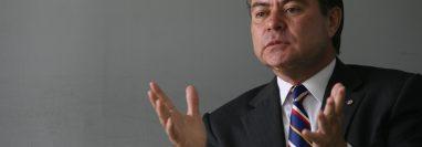 Mario Estrada es acusado de vínculos con el cartel de Sinaloa. (Foto Prensa Libre: Hemeroteca PL)