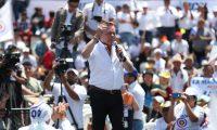 El excandidato a la presidencia Mario Estrada  enfrenta cargos en EE. UU. por conspiración para ingresar drogas y armas a ese país. Fue detenido el 17 de abril pasado. (Foto Prensa Libre: Hemeroteca PL)