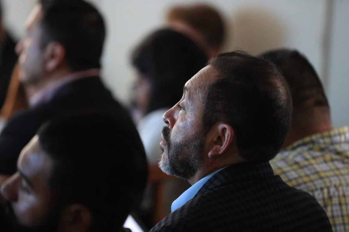 Piden 13 años de cárcel contra Mauricio López Bonilla por caso de corrupción