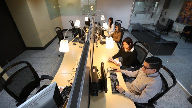 Las colocaciones se deben hacer por medio de un agente de bolsa. (Foto Prensa Libre: Hemeroteca PL)