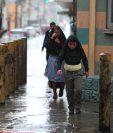 Se prevé que el próximo domingo llueva durante la tarde y noche. (Foto Prensa Libre: Hemeroteca PL)