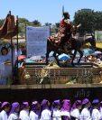 Los partidos se abstendrán de hacer actividades de campaña durante la Semana Mayor. (Foto Prensa Libre: Hemeroteca PL)
