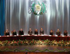 Los magistrados definirán la suerte de los candidatos a cargos de elección. (Foto Prensa Libre : Hemeroteca PL)