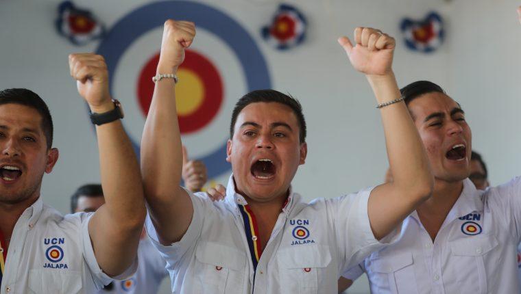 Mario Estrada Ruano, hijo de Mario Estrada Orellana, alcalde de Jalapa. (Foto Prensa Libre: Hemeroteca PL)