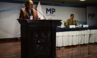 El Ministerio Público investigará los últimos acontecimientos políticos relacionados con amenazas de muerte. (Foto Prensa Libre: Hemeroteca PL)