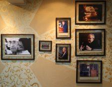 En el mural Memoria Viva hay exposición de fotos de Monseñor Gerardi.