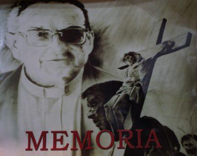Se conmemoran 21 años de la muerte del obispo Juan Gerardi. (Foto Prensa Libre: Érick Ávila)