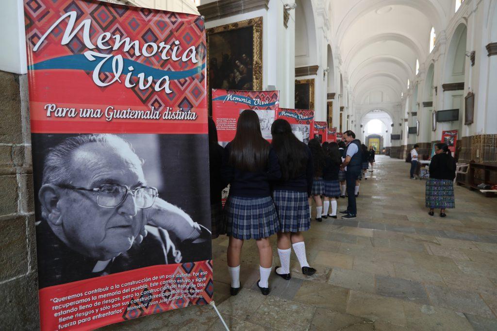 Gerardi ejercía su misión pastoral en San Sebastián.