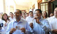 El presidenciable Anibal García del partido Libre, reta a Sandra Torres a un debate (Foto Prensa LIbre: Hemeroteca PL)