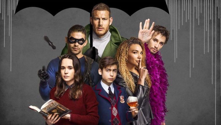 La primera temporada está disponible en Netflix y cuenta con 10 capítulos que duran alrededor de 50 minutos.  (Foto Prensa Libre: Netflix)