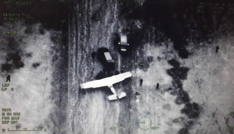 Localizan aeronave en Petén
