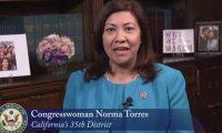 La congresista Norma Torres señala al gobierno de Donald Trump como cómplice en la corrupción de los países del Istmo. (Foto: Hemeroteca PL)