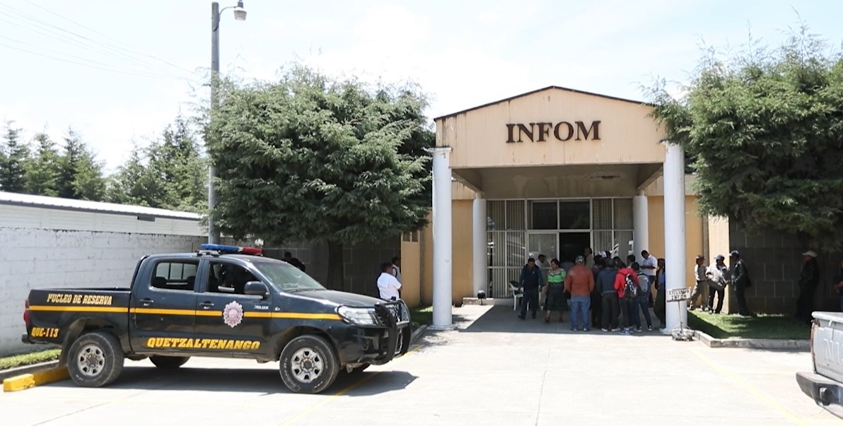 Esta semana la reunión entre los pobladores se realizó en Quetzaltenango. (Foto Prensa Libre: María Longo)