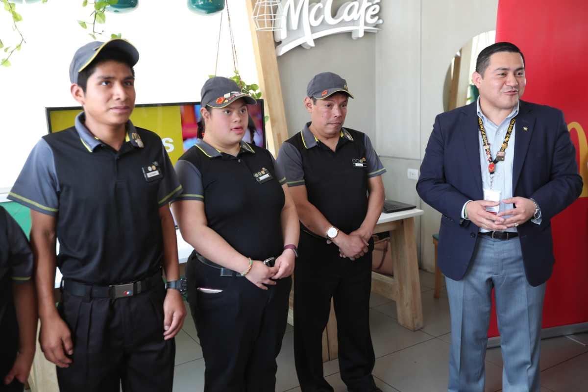 Con su esfuerzo y desempeño promueven la inclusión de las personas con discapacidad en Xela