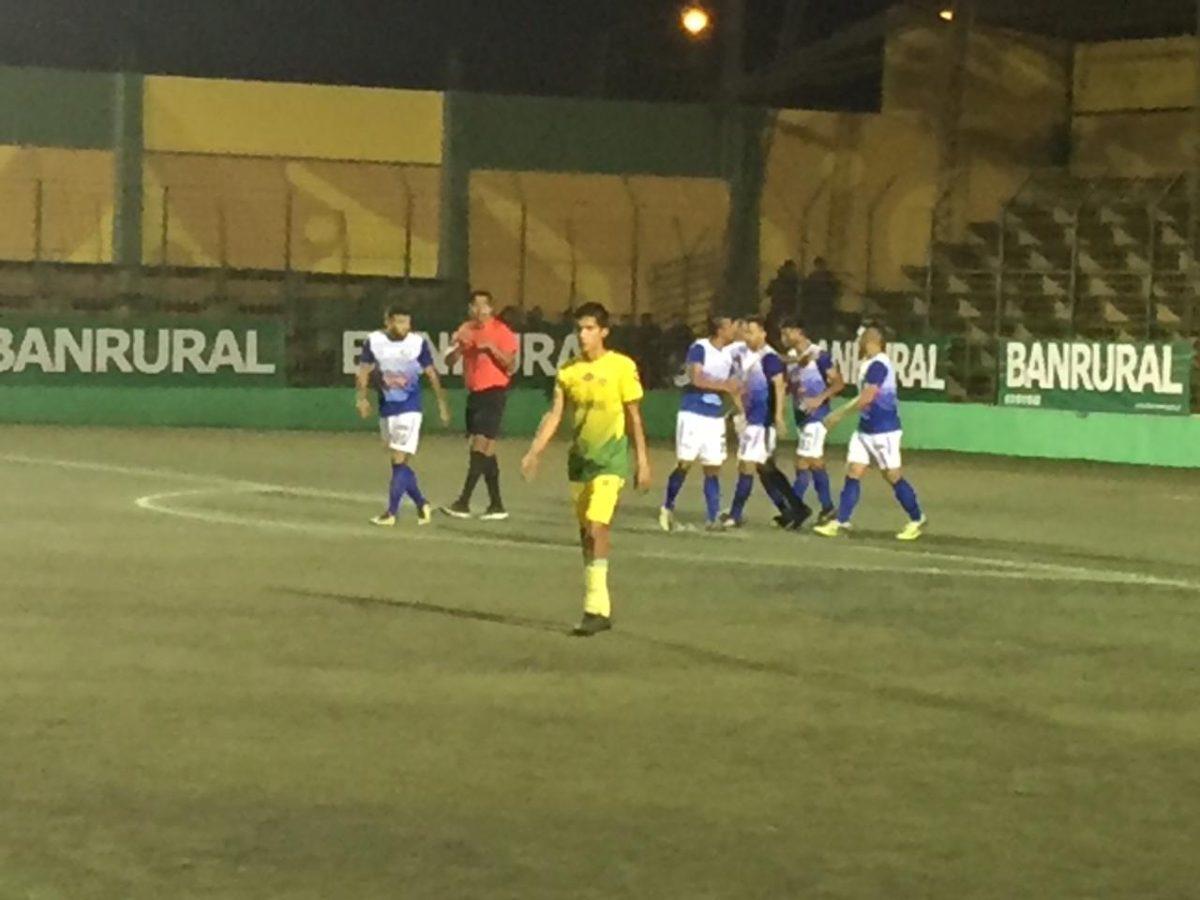 Chiantla cosecha tres puntos de oro, después de haber vencido a Deportivo Petapa