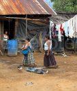 Según el Índice de Pobreza Multidimensional los guatemaltecos están privados de no menos 8  indicadores de 17 que se establecieron para hacer esta medición. (Foto Prensa Libre: Hemeroteca PL)