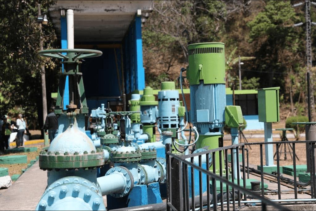 Con nueva planta de tratamiento comuna espera cubrir la carencia de agua en varias zonas