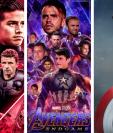 Estas son algunas comparaciones de futbolistas con Avengers Endgame. (Foto Prensa Libre: Redes)