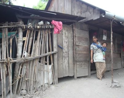 Hay tres millones de pobres más, según informe e Desarrollo Humano de Guatemala de PNUD divulgado en el 2018. (Foto, Prensa Libre: Hemereoteca PL).