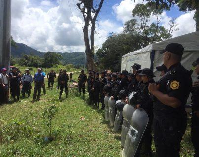 La conflictividad social en San Mateo Ixtatán, Huehuetenango, ha sido contante. (Foto Prensa Libre: )