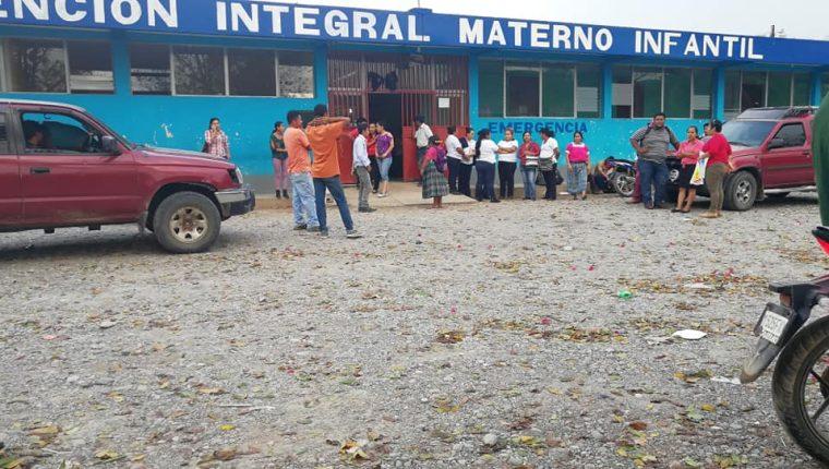 La ginecóloga fue localizada inconsciente y luego trasladada a un centro asistencial de Ixcán, Quiché. (Foto Prensa Libre: Cortesía Joel Pérez).
