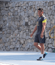El jugador petenero en Comunicaciones juega más sacrificado y alejado del gol. (Foto Prensa Libre: Francisco Sánchez)