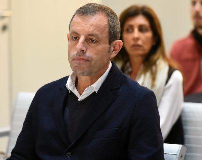 Sandro Rosell, expresidente de FC Barcelona. ()