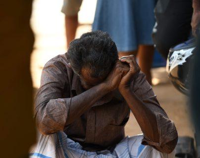 Los ataques terroristas en hoteles e iglesias de Sri Lanka han dejado al menos 207 muertos. (Foto Prensa Libre: AFP)