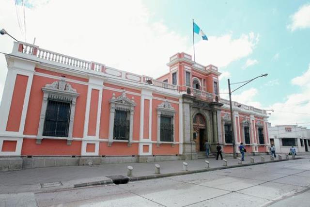 Sede del Tribunal Supremo Electoral, a donde los partidos deben entregar sus informes financieros. (Foto Prensa Libre: Hemeroteca PL)