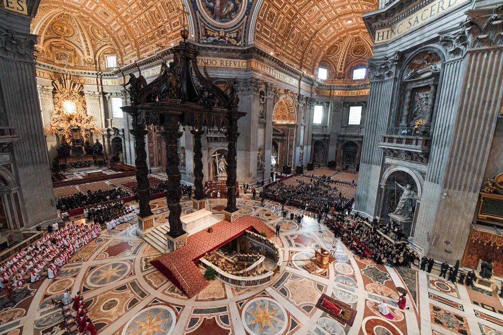 Los cristianos de todo el mundo están celebrando la Semana Santa, conmemorando la crucifixión de Jesucristo, que lleva a su resurrección en la Pascua. Foto Prensa Libre: AFP