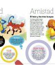 Estas láminas son una herramienta de apoyo para reflexionar sobre los valores. Foto Prensa Libre.