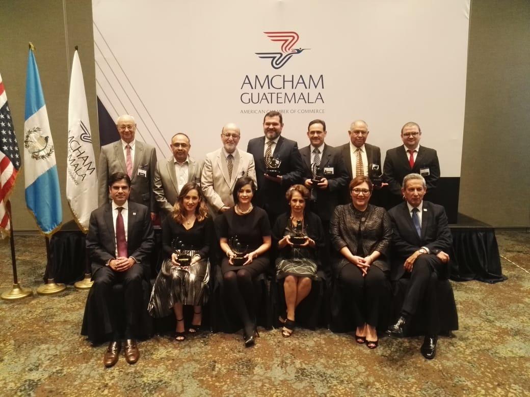 Amcham reconoce programas de Sostenibilidad Empresarial